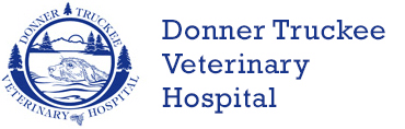 Logo of Donner Truckee Veterinary Hospital